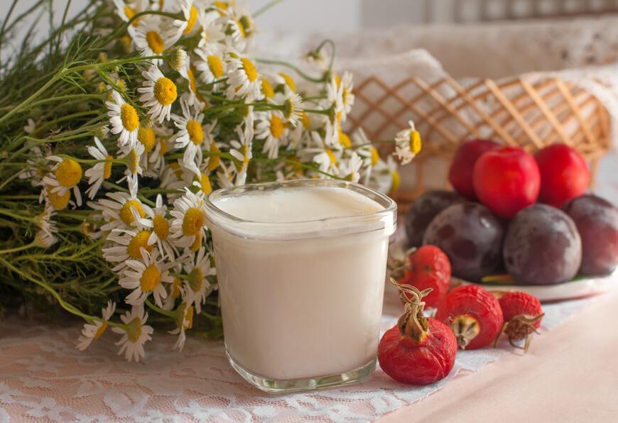 греческий йогурт