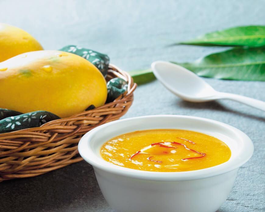 пюре из манго