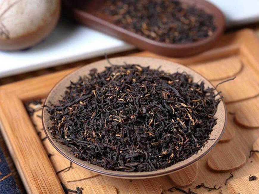 копченый китайский чай